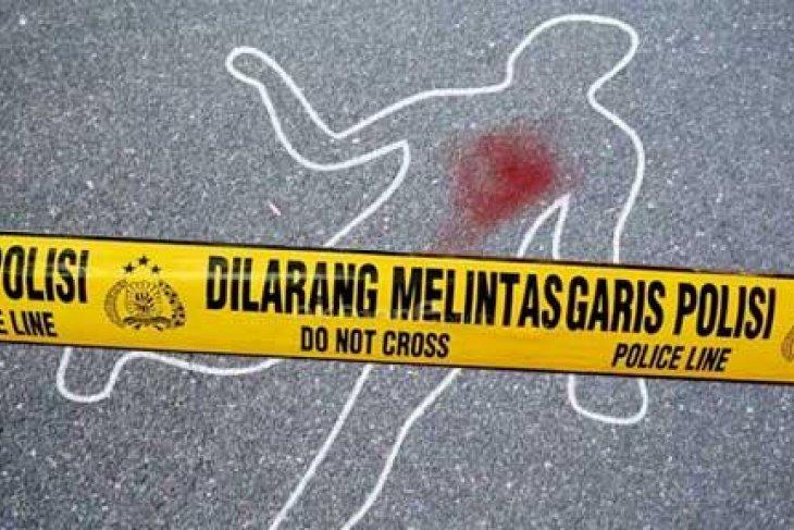 Saat menyeberang jalan, Usman tewas ditabrak sepeda motor