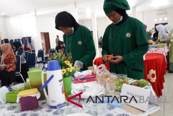 DKP Bangka Barat tingkatkan semangat kewirausahaan pelajar