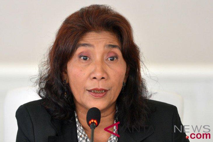 Susi Pudjiastuti: Pemerintah kawal laut tanpa