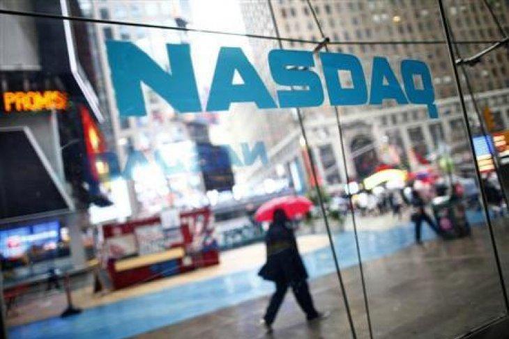 Nasdaq turun berturut dipicu kekhawatiran pertumbuhan global