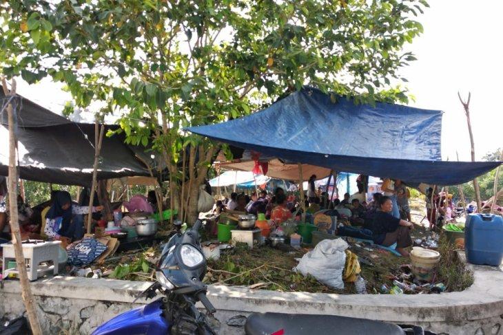 BNPB: Pengungsi bencana Sulteng 61.867 jiwa