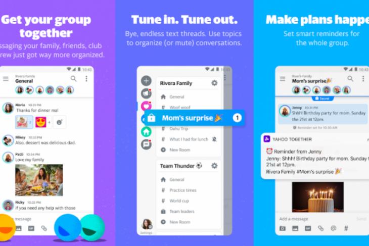Yahoo belum berminat buat aplikasi media  sosial