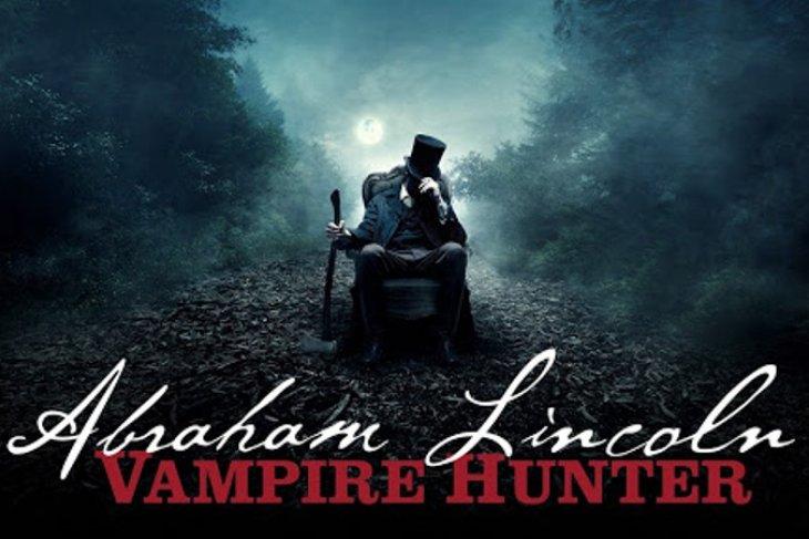 """Novel """"Abraham Lincoln: Vampire Hunter"""" akan dijadikan film serial"""