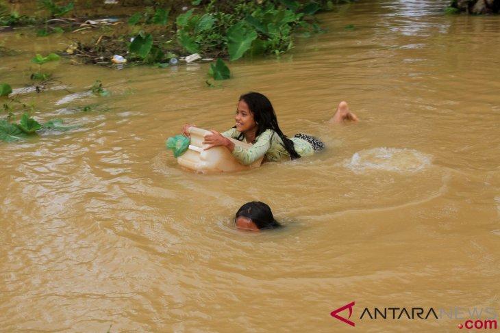 Banjir Langkat rendam 1.254 rumah