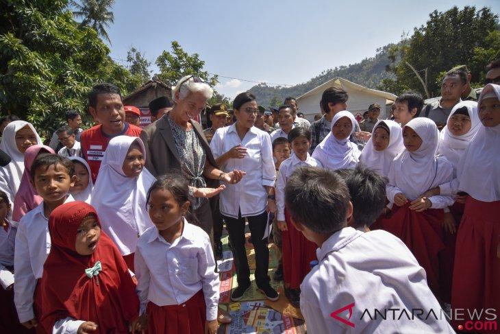 IMF ajak negara-negara anggotanya bantu Lombok-Sulteng