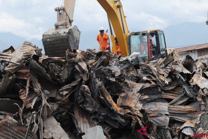 Kerja tanggap darurat Sulteng dilanjutkan hingga 26 Oktober
