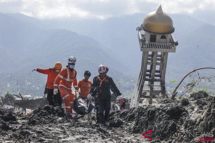 ACT siap bantu lanjutkan evakuasi korban gempa