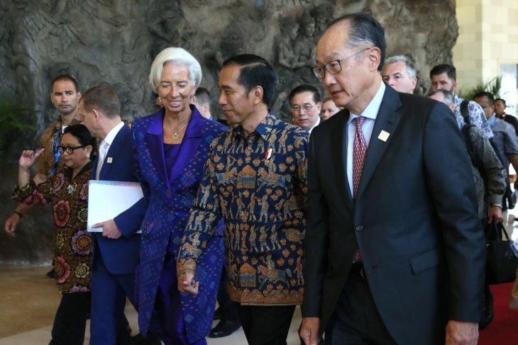 IMF ingatkan risiko peningkatan utang bagi stabilitas ekonomi