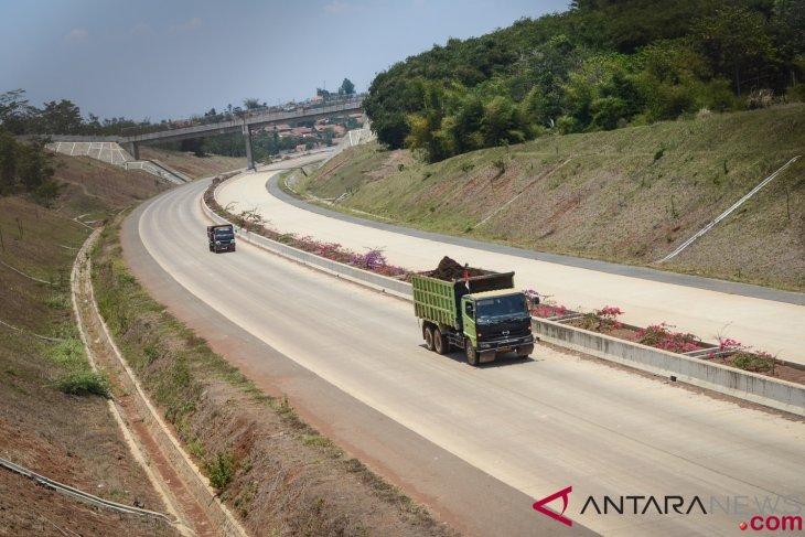 Terowongan kanan Tol Cisumdawu ditargetkan tembus November