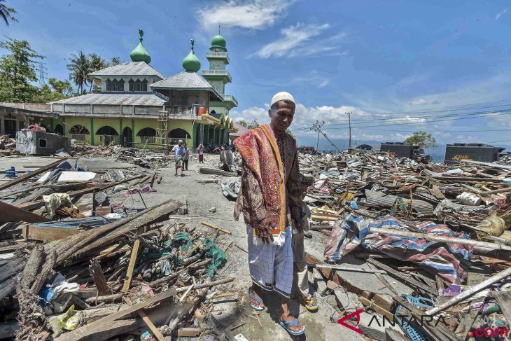 LDII helps earthquake-affected victims in Central Sulawesi