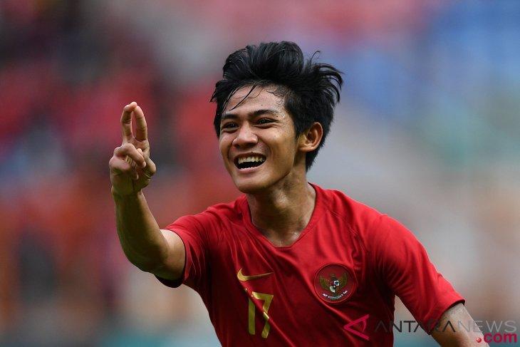 Indra Sjafri tanggapi gol jarak jauh Firza