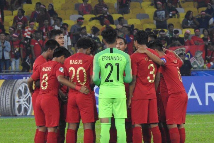 ina0110dua - Fakhri bangga kepada pemain Timnas U-16 Indonesia
