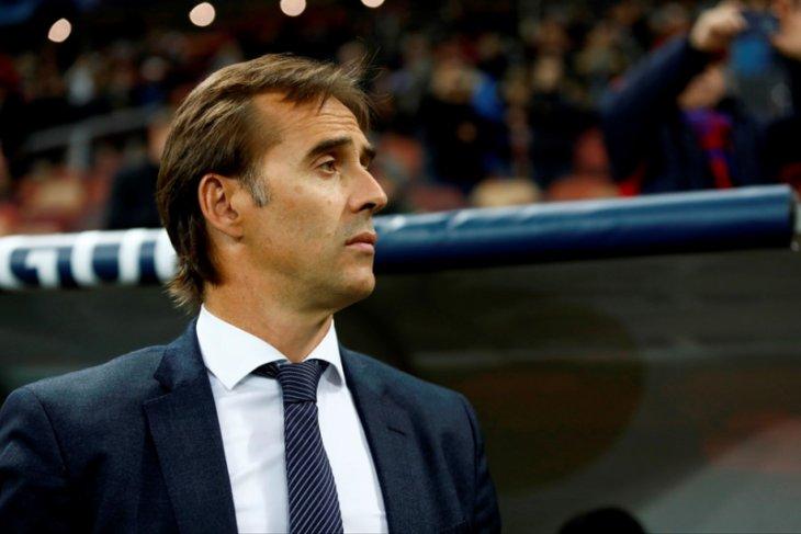 Lopetegui sesali Real Madrid gagal maksimalkan peluang