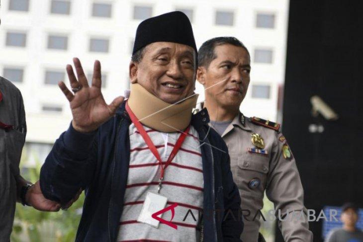 Terpidana korupsi Fuad Amin Imron meninggal di Surabaya