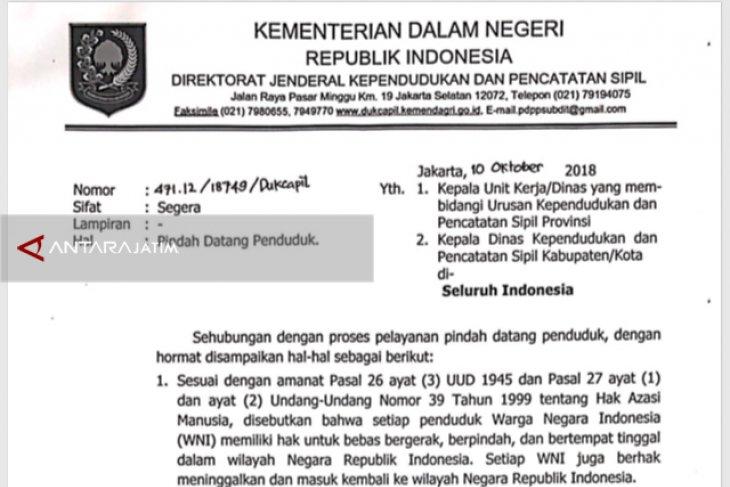 Rtrw Surabaya Keluhkan Aturan Baru Pindah Datang Penduduk