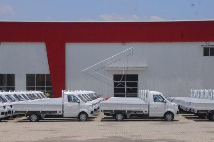 Pabrik mobil Esemka di Boyolali terus produksi