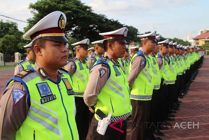 Polda Aceh sasar pelanggar lalu lintas