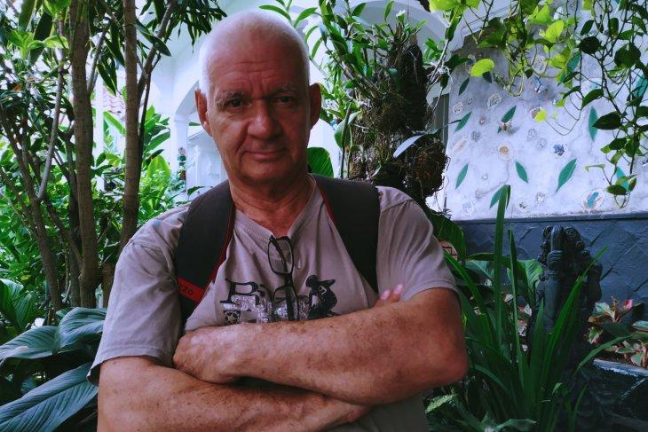 Roy Karyadi: Rudy Wowor pernah alami penjepitan saraf