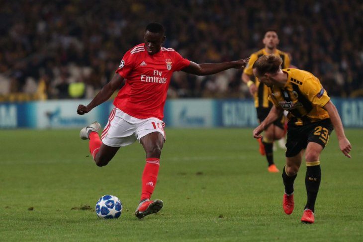 Benfica menang dramatis 3-2 atas AEK