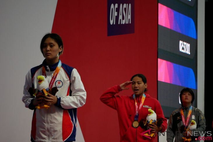 Asian Para Games - Syuci Indriani adds gold medal for Indonesia
