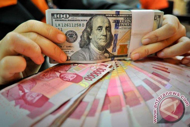 Nilai tukar Rupiah terkoreksi seiring pelemahan mata uang regional