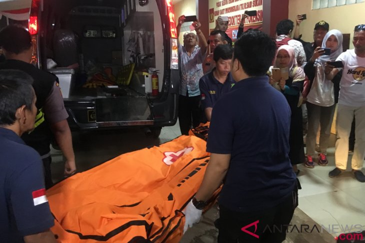 Indonesian police`s DVI team receives 195 body bags