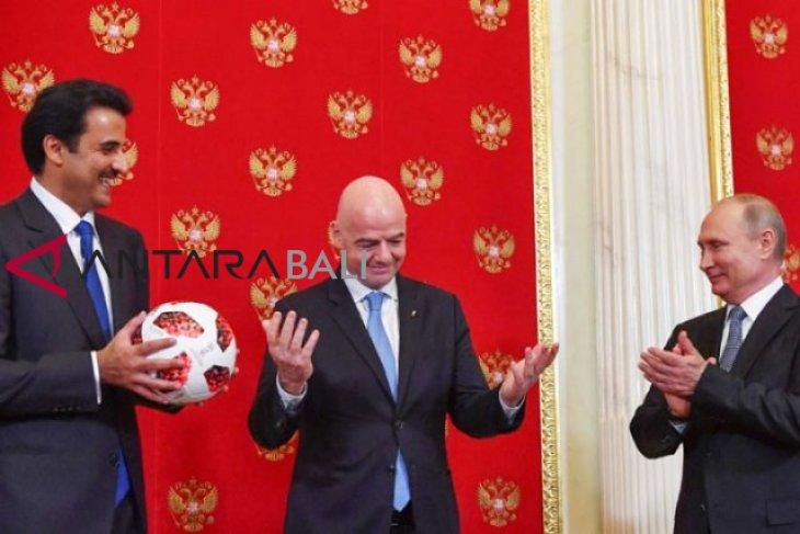 Piala Dunia 2022 Qatar tetap  diikuti 32 negara