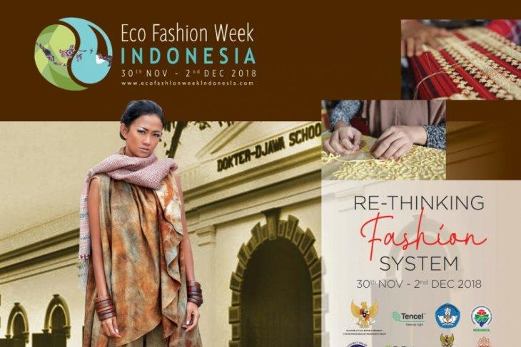 Eco Fashion Week Indonesia