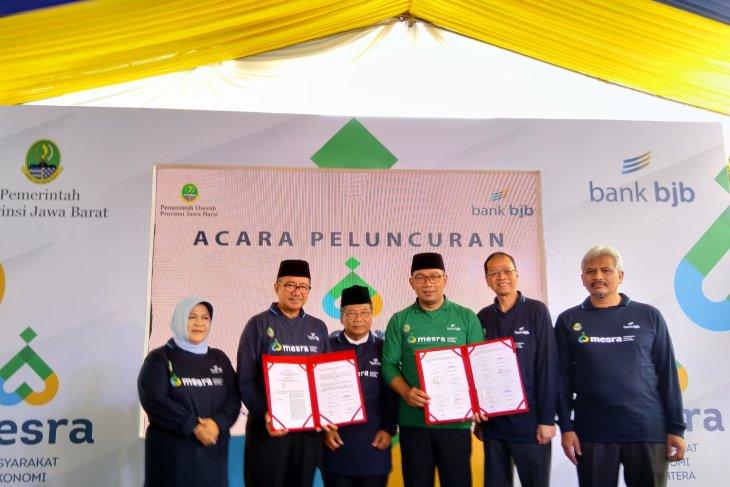 Ridwan Kamil luncurkan Kredit Mesra di Bogor