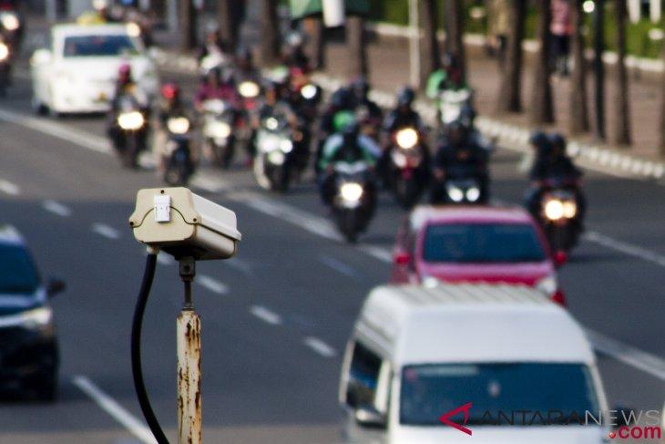 Jakarta's police record 1,134 ETLE e-ticketing violators