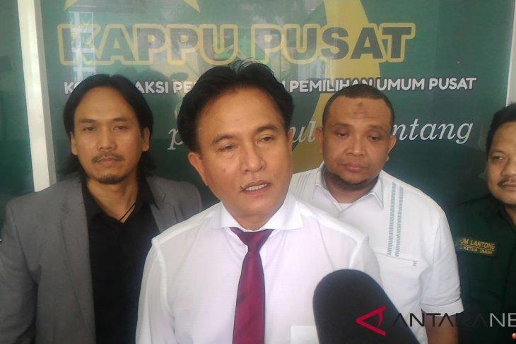 Yusril jelaskan alasan menjadi penasehat hukum Jokowi-Ma'ruf ke DDII