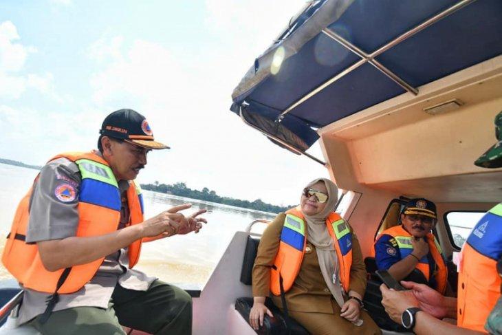 Bupati Muarojambi ingatkan warga siaga banjir