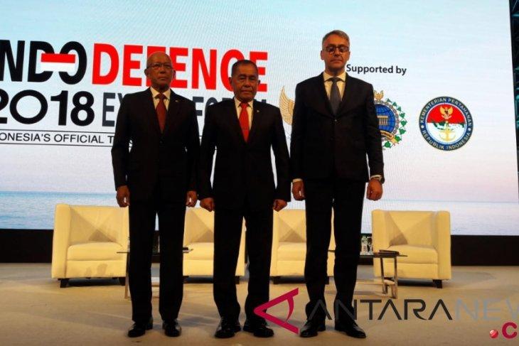 Menhan: Dibutuhkan satelit dan drone untuk pantau pergerakan terorisme