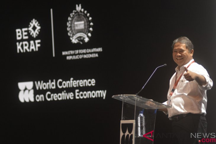 Indonesia owns World Conference on Creative Economy brand