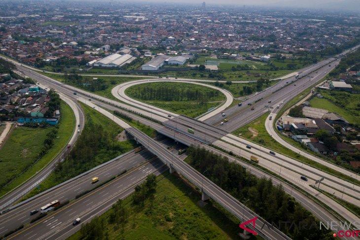 Pemkot Bandung usul jalur sepeda motor di tol dalam kota
