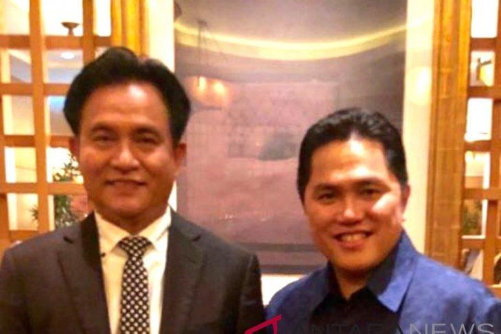 Yusril setujui jadi pengacara Jokowi-Ma'ruf Amin tanpa bayaran
