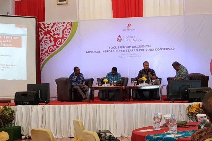 SKK Migas gelar diskusi provinsi konservasi Papua