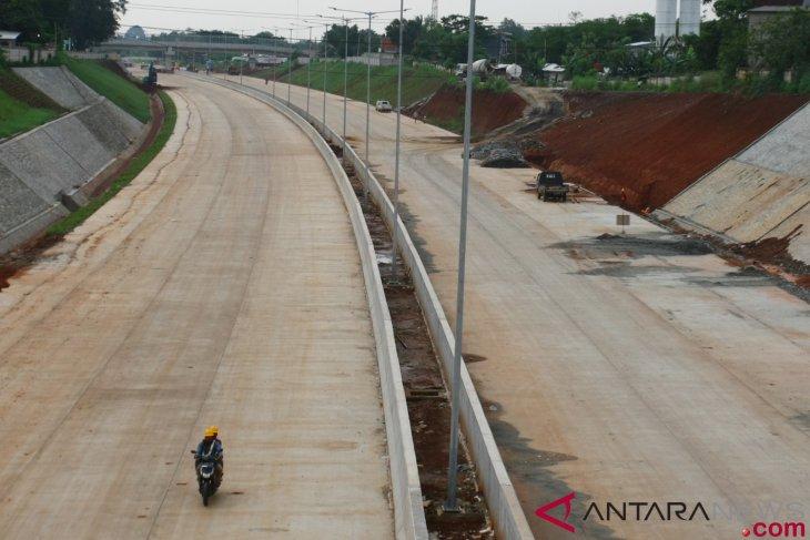 Pembangunan Tol JORR II rampung seluruhnya akhir tahun 2020