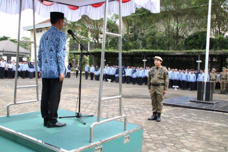 Pemkot Pontianbak ajak ASN tingkatkan kompetensi dan profesionalisme maknai hari pahlawan