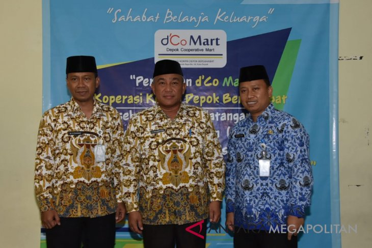 Wali Kota Depok minta koperasi dikelola profesional