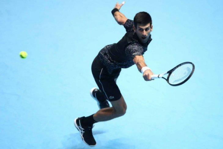 Ini dia delapan petenis teratas pada turnamen ATP akhir tahun