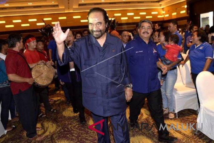 Surya Paloh wajar Yusril jadi pengacara JokowiMaruf