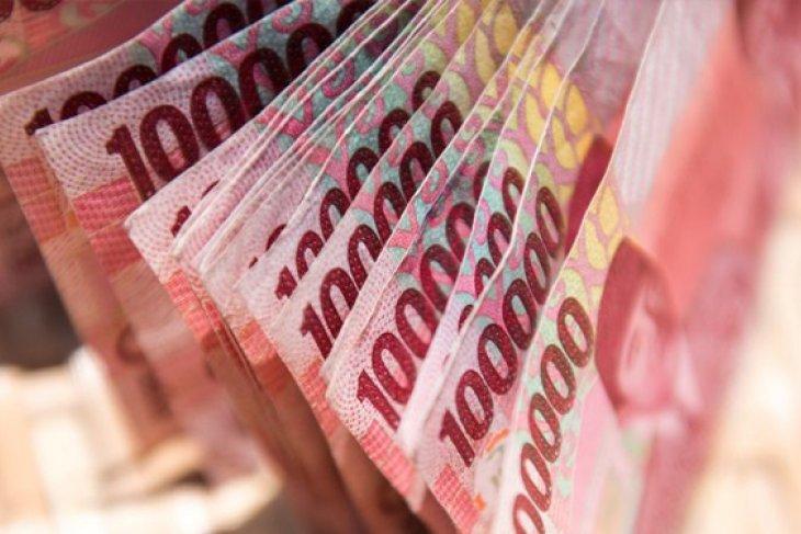 Rupiah menguat tembus Rp14.000 per dolar