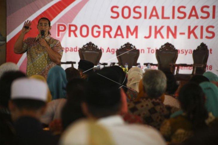 Sosialisasi program JKN-KIS