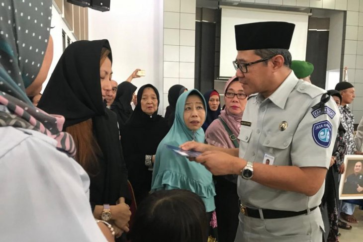 Rivandi, korban kecelakaan pesawat Lion Air JT 610 dimakamkan di Padang