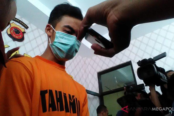 Polisi ungkap kasus penyebaran video mesum pelajar di Karawang