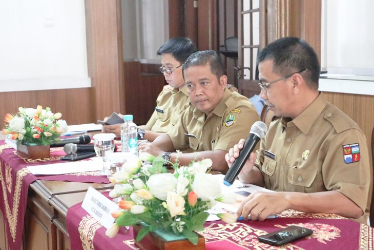 Jadwal Kerja Pemkot Bogor Jawa Barat Kamis 11 April 2019