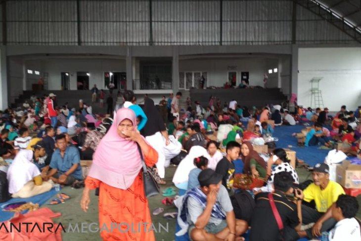 Warga Pulau Sebesi Lampung ingin direlokasi