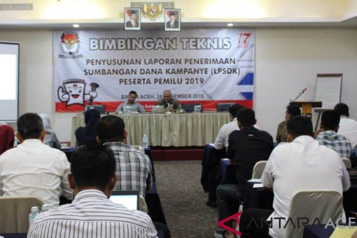 KIP Banda Aceh gelar Bimtek Pemilu 2019