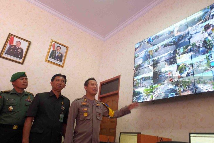 Polres Jember Tambah Belasan CCTV Jelang Natal dan Tahun Baru (Video)